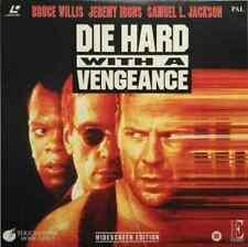 Crimson Tide Widescreen Laserdisc PAL Ee1184 Denzel Washington Gene Hackman