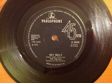 THE HOLLIES 1971 Vinyl 45rpm Single HEY WILLY / ROW THE BOAT TOGETHER
