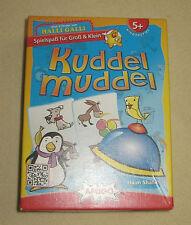 Amigo Spiel 03720 Kuddel Muddel Geschicklichkeitsspiel für Kinder