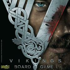 (RARE) VIKINGS The Board Game. Unpunched and contents sealed. TV Series