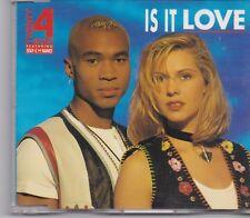 Twenty 4 Seven-Is It Love cd maxi single