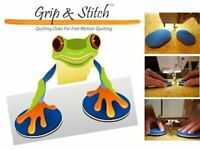 Juki Grip and Stitch - for Free Motion Quilting
