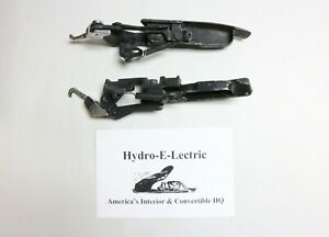 1984 1985 1986 Chrysler Lebaron and Dodge 600 Convertible Latches Good Used