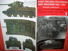Camouflage and Markings 1, Vehicles of the POLISH ARMED FORCES 1943-45 von Ajaks