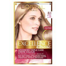 L'Oreal Excellence Creme 8.1 Biondo Cenere Naturale