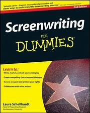 Screenwriting for Dummies by Laura Schellhardt Paperback Book (English)