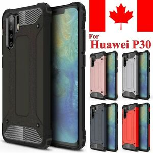 For Huawei P30 | Pro Lite Case - Heavy Duty Shockproof Tough Hard Armor Cover