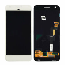"For 5.0"" Google Pixel 2 PW4100 Nexus S1 White LCD Display Touch Screen Assembly"