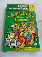 1x Comic - LTB Lustige Taschenbücher - Rally Entenhausen 114