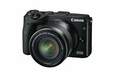 CANON EOS M3 24,2 MP Full HD + Objektiv EF-M 18-55 IS STM WLAN B-Ware