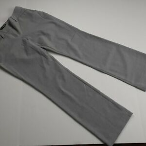 Express Editor Womens Dress Pants Size 2S Petite Light Gray