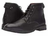 Men's Shoes Clarks Clarkdale Bud Leather Lace Up Boot 27776 Black *New*