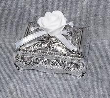 5 Boîtes à Dragées Accessoire Mariage Cérémonie Fête