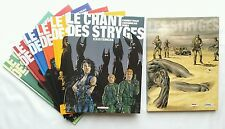 Lot BD - Le chant des stryges 1 à 7 + coffret mythes et realite / EO / CORBEYRAN