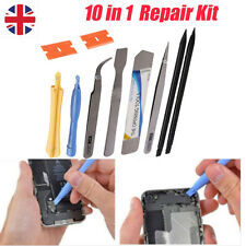 Pro 10in1 Set For Mobile Phone Tablet Repair Opening Tweeze Spudger Pry Tool Kit