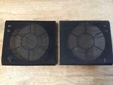 VOLVO 850 1993-1997 OEM REAR DOOR SPEAKER COVERS / GRILLES * PT#3511280* EXC CON