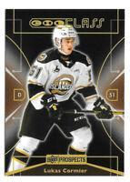 2019-20 Lukas Cormier Upper Deck CHL Rookie CHL Class - Charlottetown Islanders