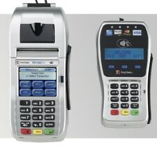 *Unlocked* First Data Fd130 Duo Credit Card Machine with Fd35 Emv Nfc Pinpad