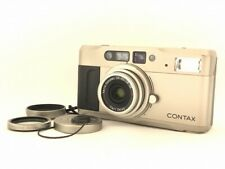 【Near MINT+++】CONTAX TVS 35mm Point & Shoot Film Camera from JAPAN #11289