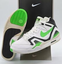 VNDS 2014 Nike Air Tech Challenge II 2 Poison Green/Black/White Andre Agassi 11