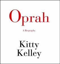 Oprah : A Biography by Kitty Kelley (2010, CD, Unabridged) New