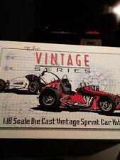 GMP Vintage Series Vintage Sprint Car Kit 1:18