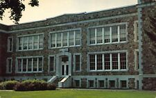 NJ - 1950'S The High School at Boonton, New Jersey - Morris County