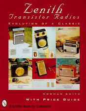 Zenith Transistor Radio Book Magic Years 1955 - 1965