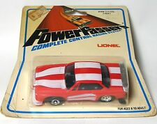 1976 Lionel Power Passers TCR BMW 3.0 CSL Complete Control SlotLess Car 6641