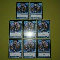 Sphinx Token x8 Journey Into Nyx 8x Magic the Gathering MTG