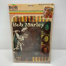 "2010 Bob Marley Music 8"" x 10"" T-Shirt Fabric Soy-Ink Iron-On Transfer"