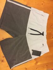 "MENS HURLEY SHROUD 2.0 VOLLEY 17"" WALK SHORTS MWS0004980 45B SIZE XXL $55"