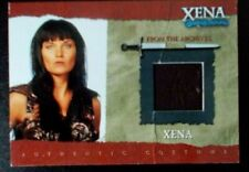 R1 Xena Costume From Th Archive Xena Warrior Princess Seasons 4 & 5 trading card