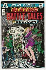 Blazing Battle Tales #1 (Jul 1975, Atlas Comics) Albano/Broderick [ONE-SHOT] FN+
