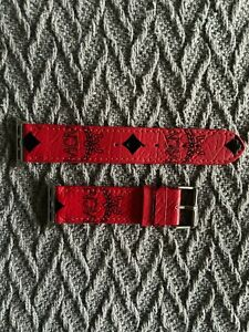 MCM Inspired Apple Watch Band iwatch 38/40/42/44
