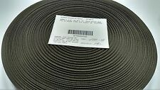 "OLIVE DRAB 1 1/4"" MILITARY SPEC WEBBING 100 YARD ROLL FABRIC OUTDOOR CAMO #213"