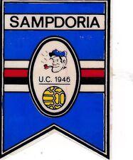 scudetto panini  1965-66     sampdoria calcio recuperato