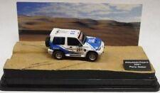 Hachette 1:72 Scale Mitsubishi Pajero 2001 Paris-Dakar Diecast Model Diorama