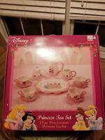 Disney Princesses Tea Set For 4 Ceramic Item 1537 2003