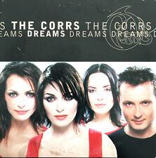 The Corrs CD Single Dreams - Europe (VG/EX)