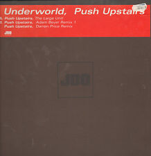 UNDERWORLD  - Push Upstairs (Adam Beyer,Darren Price Rmxs)