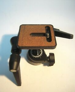 Manfrotto #115 Tripod Head 3-Way nice condition –M17