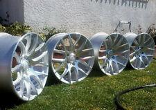 """18"""" Miro 111 Wheels For BMW E30 M3 18x8.5 / 18x9.5 +20 5x120 Rims Set (4)"""