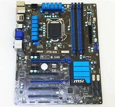 MSI Z77A-G43 Motherboard MS-7758 Socket 1155 Intel Z77 ATX Motherboard DDR3
