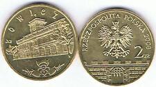 """""""LOWICZ"""" 2008 historische Staedte 2 Zl Muenze Bfr"""