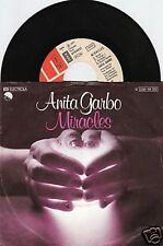 ANITA GARBO Miracles 45/GER/PIC