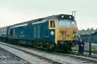 British Rail 50046 Welsh Warrior Railtour 1979 Rail Photo