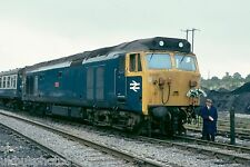 British Rail 50046 Welsh Warrior Railtour 1979 Rail Photo