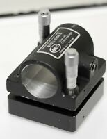 Newport NRC Rod Mounted Kinematic Optical Mirror Mount Model 630A-2
