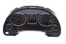 original Audi A4 B6 B7 8E Tachometer Diesel Meilen mp/h Tacho 8E0920951 E